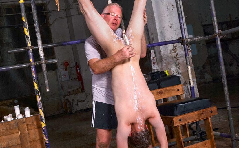 Flexible Alex Meets The Master Part 3