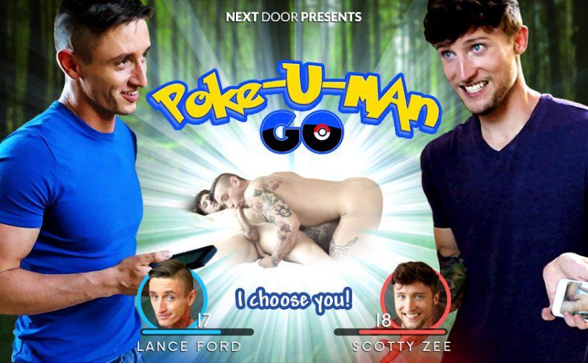 Poke-U-Man Go