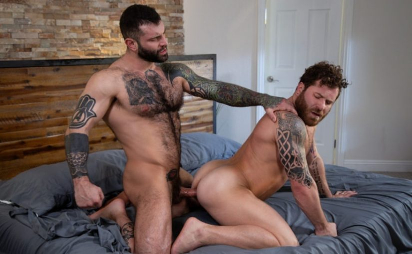 Loaded: Muscle Fuck!, Scene #03