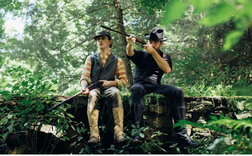 Cole Claire & Max Adonis