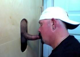 New Guy Cums At Lunch