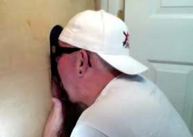Gloryhole Suck Off Of Two Willing Guys