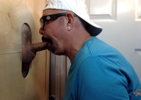 The Gloryhole Is Back In Action
