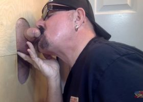 Thick and Juicey Cock At The Gloryhole