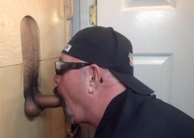 Latin Dad Tries My Gloryhole