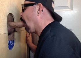 Dad At The Gloryhole For Head