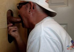 Another Gloryhole Cock To Suck