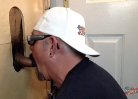 Hot Latino Cums At The Gloryhole