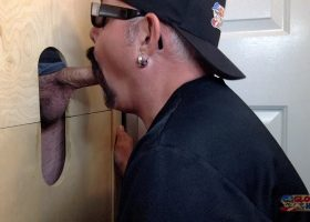 Inked Dad Needs Two Hot Holes