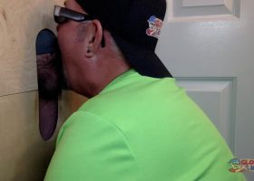 Gloryhole Suck and Fuck My Ass