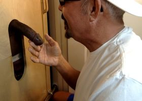 Another Dick Sucked At My Gloryhole
