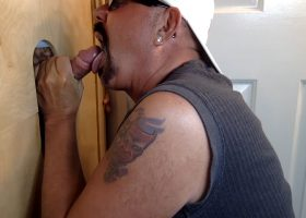 Sunday Afternoon Gloryhole Delight