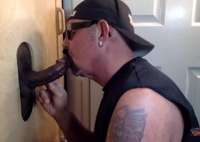 Horny Construction Guy At My Gloryhole