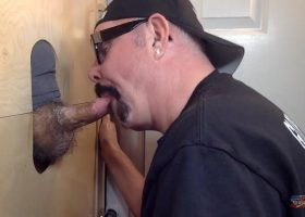Another Dick Done At The Gloryhole