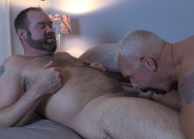 Topher Phoenix Barebacks Daddy Stew