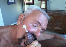 Sucking Off Masked Chocolate