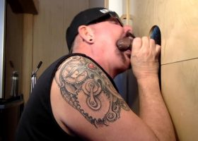 Gloryhole Deep Throat Tuesday