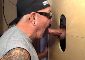 Two Cocks At My Gloryhole