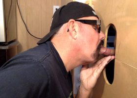 First Time With A Man At The Gloryhole