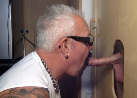 Mouth Full Of Hot Meat and Big Load