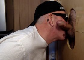 Soccer Dad At The Gloryhole