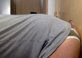 Horny Dad Takes Both My Holes
