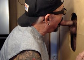 Horny 21 Year Old At The Gloryhole