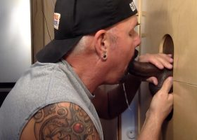 Black Guy Wants Me to Suck and Fuck Him