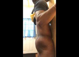 Black Man Needs His Dick Sucked